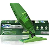Swiffer Sweep and Vac Vacuum Cleaner for Floor and Carpet Cleaning, Includes: 1 Rechargable Vacuum, 8 Dry Pads, 1 Charger