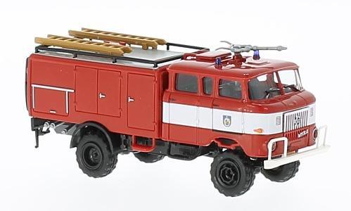 Busch 95228 IFA W50LA TLF Polen HO Scale Model Vehicle