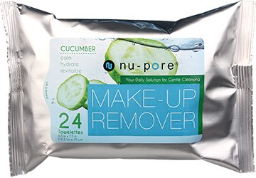 Nu-Pore Makeup Remover With Cucumber, Bulk Case of (Makeup Bulk Wholesale)