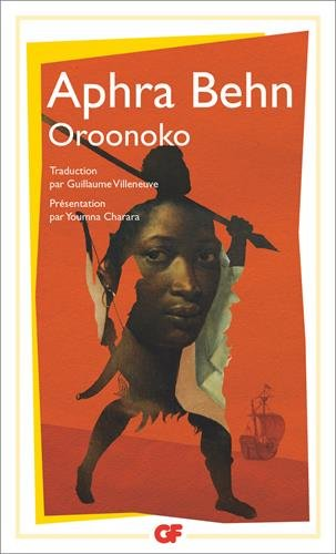 Book cover for Oroonoko