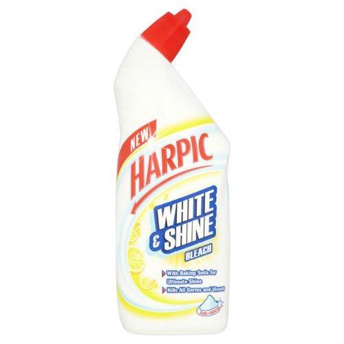 Harpic Bleach White & Shine Citrus 750ml Case of 4