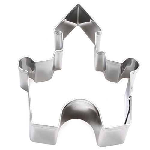 Aluminum Cake Cookie Biscuit Mold Diy Tool Small Rectangle - 6