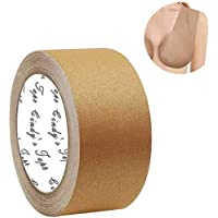 Boob Tape Nude Plus for D Cup up Size, for Large Size Diy Boob Lift Job, Body Tape, Breast Lift Tape,Bra Tape,Foot Tape…