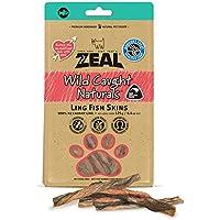 Zeal Free Range Natural Ling Fish Cat & Dog Treats 125g