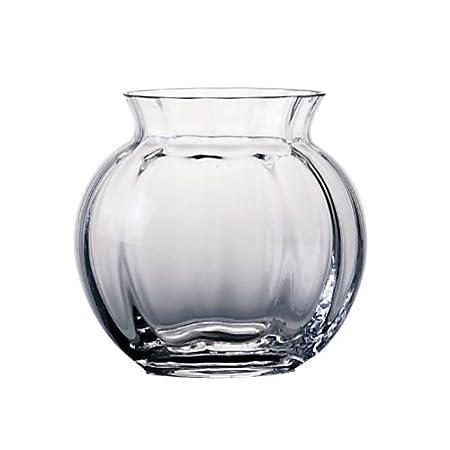 Dartington Crystal Florabundance Anemone Vase Amazon Kitchen