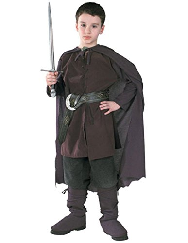 Rubie's Costume Co. Lord of the Rings Aragorn Child Large, -