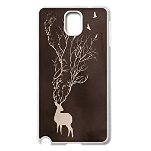 CHENGUOHONG Phone CaseAnimal Deer For Samsung Galaxy NOTE3 Case Cover -PATTERN-8