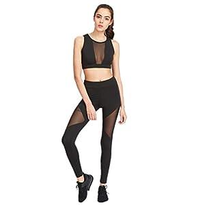 Lookatool Athletic Pants, Women Waist Yoga Leggings Stretch Sports Trousers