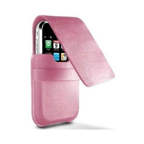 Dlo Iphone Case - DLO SlimFolio Case for iPod touch 1G, 2G, 3G; iPhone 1G, 3G (Pink)