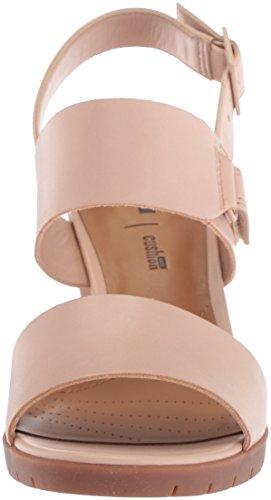 Dusty Shine Platform Kurtley WoMen Leather Clarks Pink 74wzIExwq