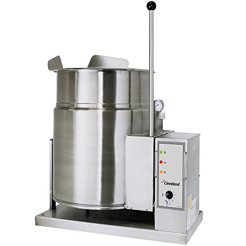 Cleveland Range KET-12-T Countertop Steam Kettle 12 Gallon