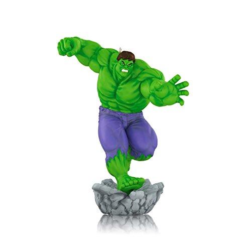 Hulk Smash! - The Incredible Hulk - 2014 Hallmark Keepsake Ornament