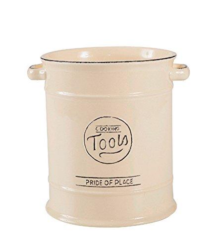 Pride of Place Utensil Jar (Cream)