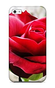 Fashionable DktdcUq684obGJx Iphone 5c Case Cover For Magnificence Reed Flower Protective Case