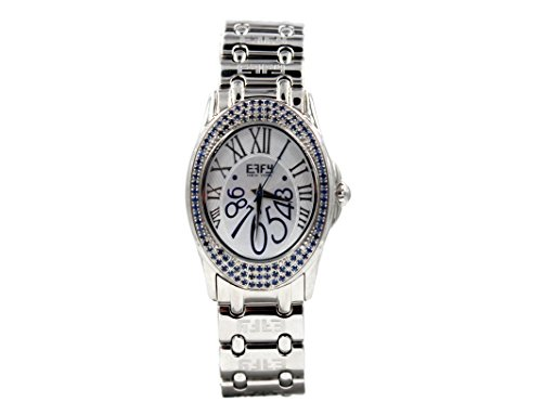 Effy Blue Sapphire 1.00 ct Unisex Luxury New Unique Brand Exotic Watch - Effy Watch