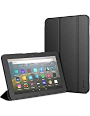 JETech Case for All-New Amazon Fire HD 8 Tablet and Fire HD 8 Plus (10th Generation, 2020 Release), Smart Cover with Auto Sleep/Wake, Black