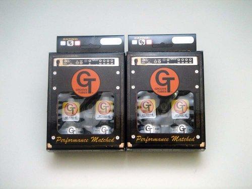 グルーブチューブ 5881C QT マッチドカルテット (4本セット) 中国製5881真空管 パワー管 B005SZI41E 2番2番