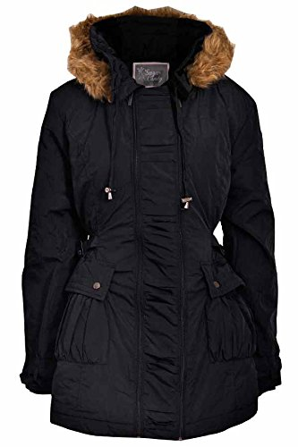 New patrones para coser Casual para mujer chaqueta deportiva con capucha Parka de invierno de pared para abrigos: Amazon.es: Ropa y accesorios