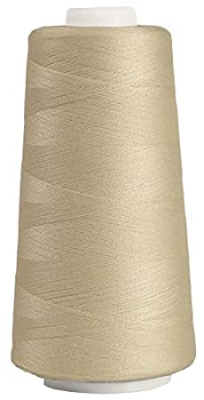 Corespun Polyester Serger Thread by Superior Threads, 3,000 Yard Cone, Sergin' General - #115 Gold 4337017141