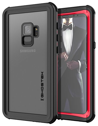 Best s9 waterproof case red for 2020