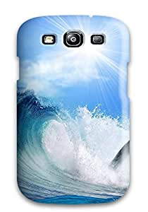 Galaxy S3 Hd Dolphinss And Photos Print High Quality Tpu Gel Frame Case Cover