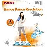 Dance Dance Revolution: Hottest Party 2 inkl. Tanzmatte  (mit GameCube-Anschluss)