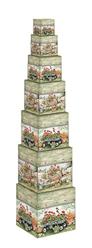 Boxes Gift Nesting - Lang  Heartand Home Bob's Boxes by Susan Winget, 7 Boxes (4017785)