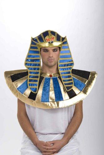 Forum Novelties Men's Egyptian Costume Headpiece, Multi, One Size
