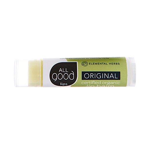 All Good Lips - Lip Balm - Original Organic
