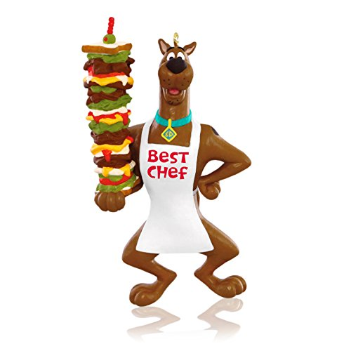 2015 Hallmark Keepsake Ornament: SCOOBY-DOO Best Chef