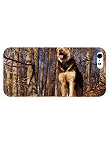 3d Full Wrap Case for Samsung Galaxy Note4 Animal Dog On The Rock