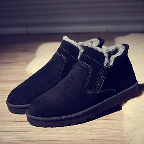 Sry Pour shoes Homme Bottes Noir rcB7fraqXW