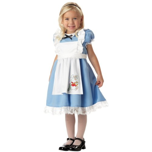Alice Costume – Toddler Costume - Toddler (3-4)
