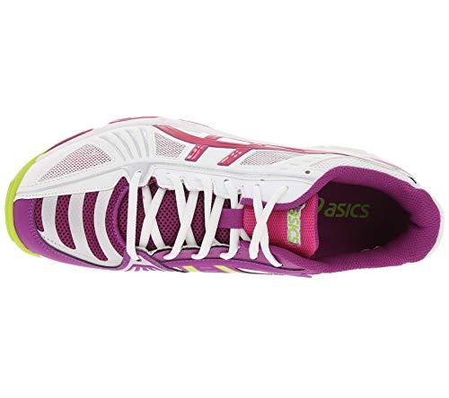 fuchsia Asics Pallavolo Gel Donna 2 Elite White volley magenta Da Scarpe 0125 11vqwrp