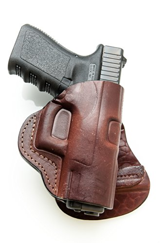 Paddle Holster Taurus 380 TCP. Brown R/H