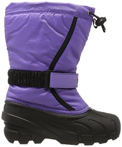 Sorel Youth Flurry, Unisex-Kinder Schneestiefel Violett (Paisley Purple, Black)