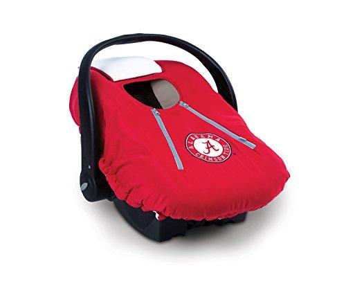 Cozy Cover NCAA Alabama Crimson Tide, Crimson Red, One Size ()