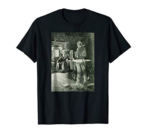 - A Christmas Carol Scrooge T-Shirt- The Ghost of Jacob Marley