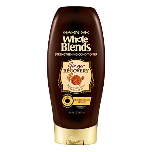 Garnier Hair Care Whole Blends Ginger Recovery Strengthening Conditioner, 12.5 Fl - Conditioner Hair Ginger