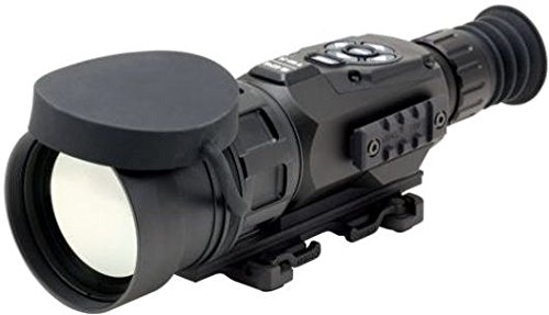 ATN ThOR-HD 640 5-50x, 640x480, 100 mm, Thermal Rifle Scope w/ High Res Video, WiFi, GPS, Image Stabilization, Range Finder, Ballistic Calculator and IOS and Android Apps