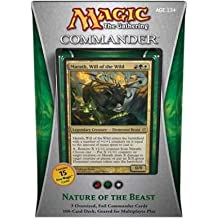 Magic the Gathering - Commander 2013 - Nature of the Beast Deck