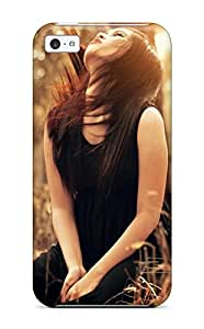 Tpu Case Cover For Iphone 5c Strong Protect Case - Mood Design