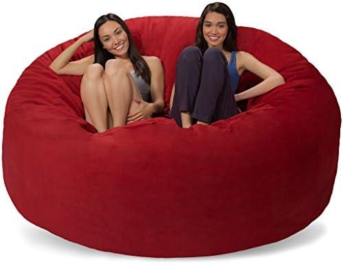 Editors' Choice: Comfy Sacks 7 ft Memory Foam Bean Bag Chair