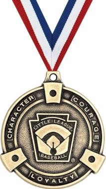 Little League Medals - 2