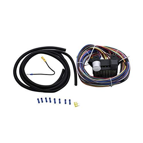 hot rod wiring harness - 9