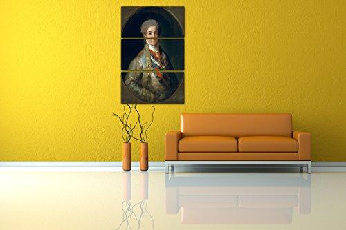 Printed Paintings Impresión Sobre Lienzo (40x60cm): Goya ...