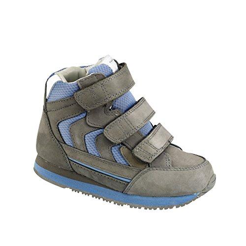 Piedro Piedro Sports Boots - Stability Stiffener, Bottes pour Garçon gris Nubuck gris