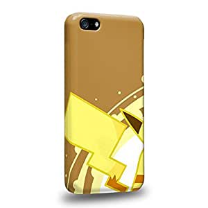 Diy iPhone 6 plus Fashion Pokemon Pikachu Protective Snap-on Hard Back Case Cover for Apple iPhone 6 plus