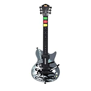 jakks pacific inc cr electric guitar toys games. Black Bedroom Furniture Sets. Home Design Ideas