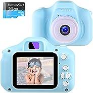 NINE CUBE Kids Toys Children Digital Camera for 3-9 Year Old Boys Girls Kids Action Camera ,Toddler Video Reco